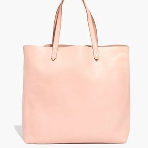 Pink Madewell Transport Tote